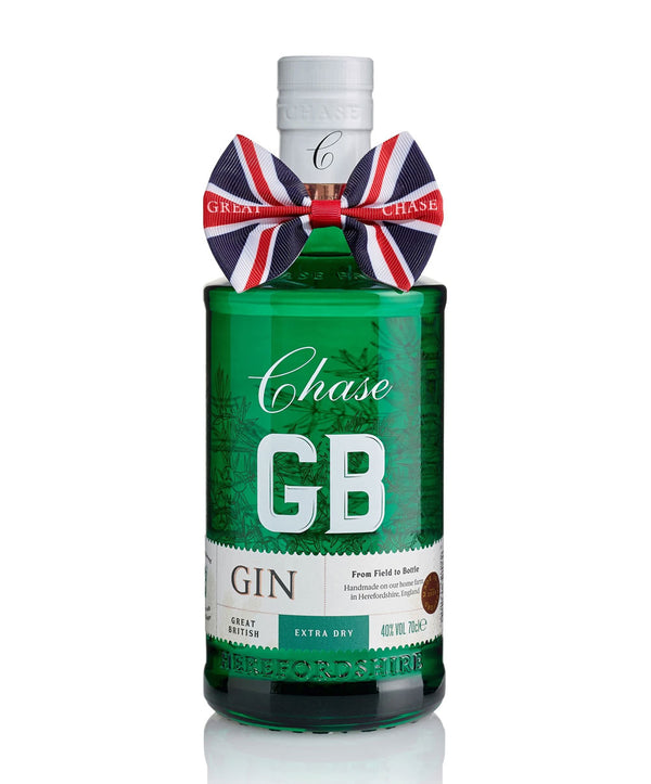 Chase Great Britain Extra Dry Gin, 6 x 700 ml