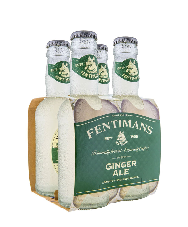 Fentimans Ginger Ale, 6 x 4 200ml Pack