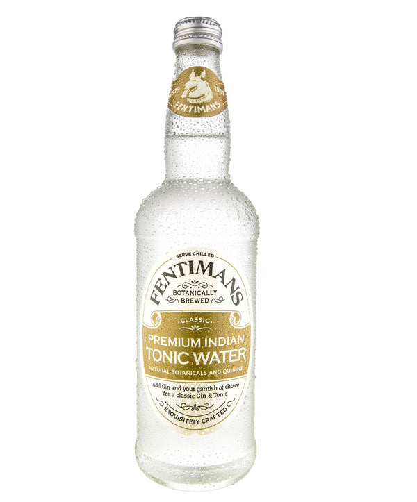 Fentimans Premium Indian Tonic Water, 8 x 500ml