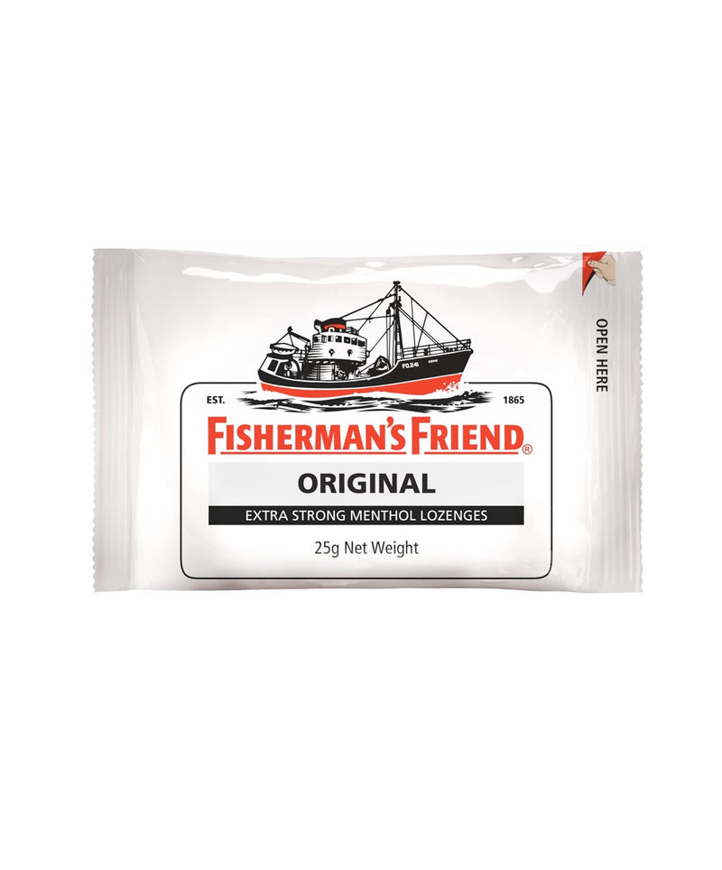 Fisherman's Friend Original Extra Strong, 12 x 25g