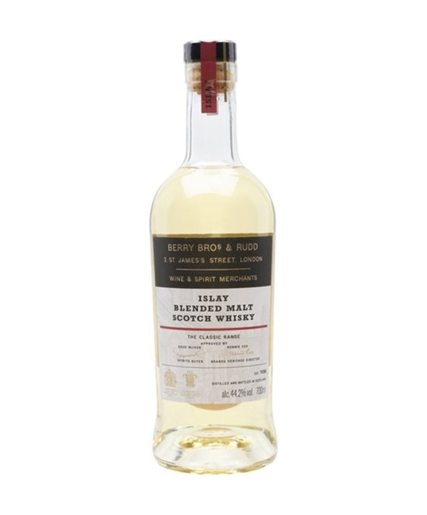 Berry Bros. & Rudd Islay Blended Malt Scotch Whisky, 6 x 700ml