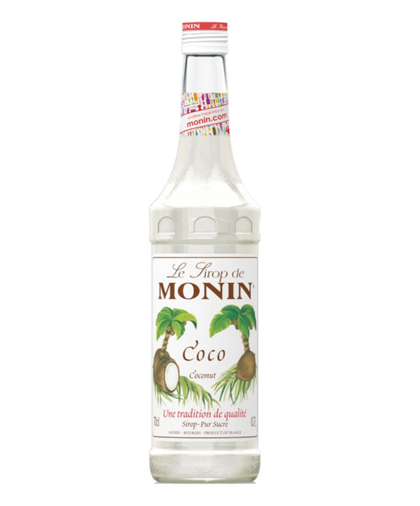 Monin Coconut Syrup, 6 x 700ml