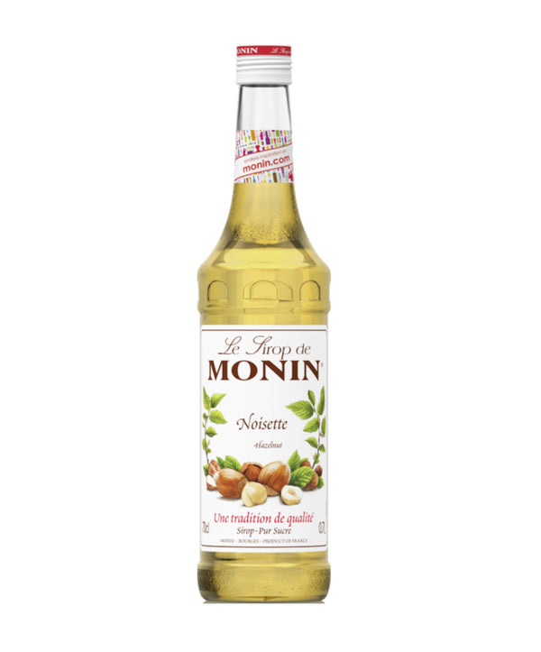 Monin Hazelnut Syrup, 6 x 700ml