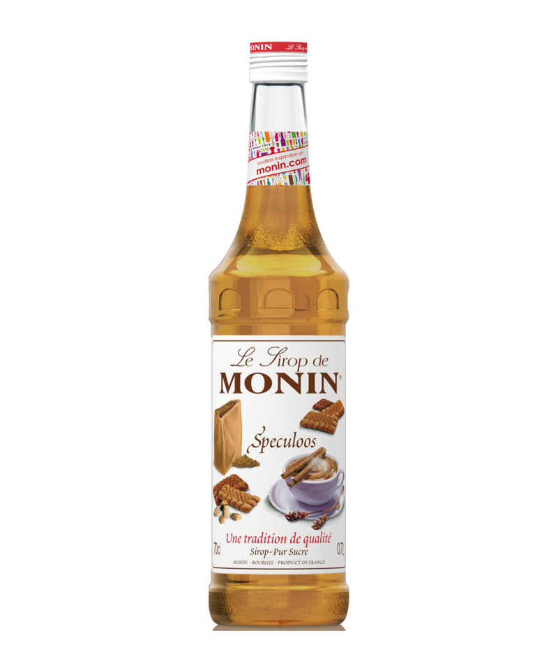 Monin Speculoos Syrup, 6 x 700ml