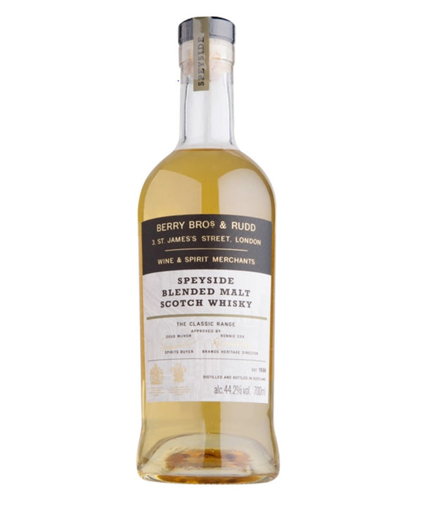 Berry Bros. & Rudd Speyside Blended Malt Scotch Whisky