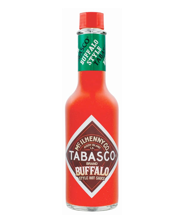 Tabasco Buffalo Style Pepper Sauce, 12 x 150ml