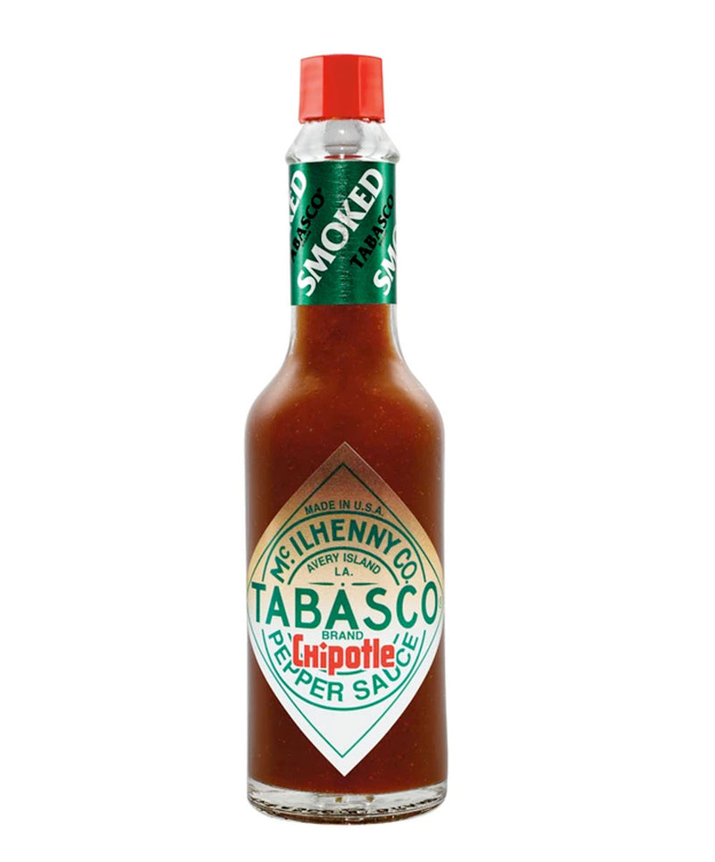 Tabasco Chipotle Pepper Sauce, 12 x 60ml