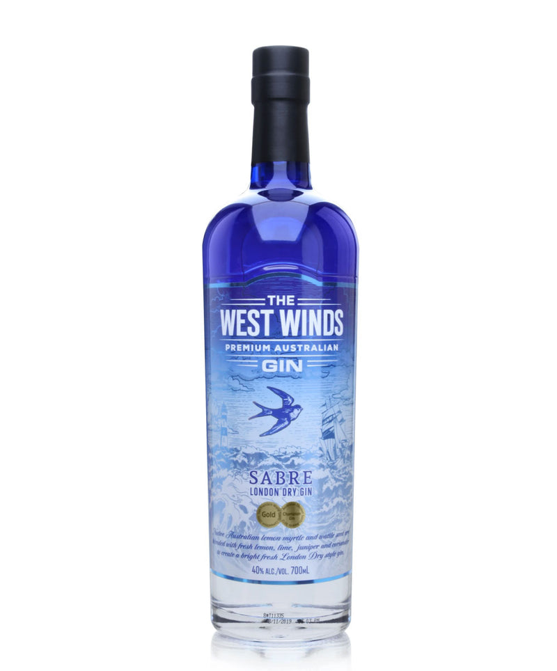 The West Winds Sabre London Dry Gin 700ml (Consumer)