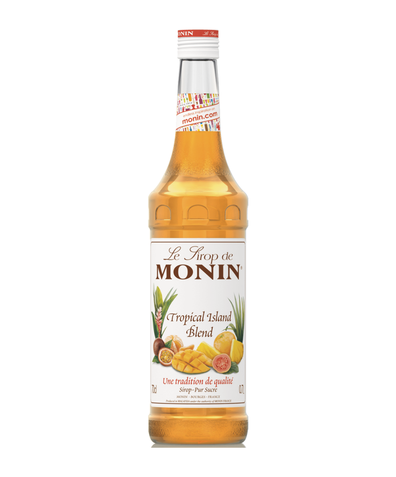 Monin Tropical Island Syrup, 6 x 700ml