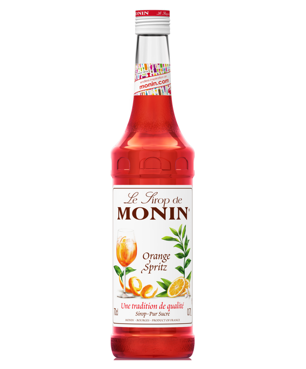 Monin Orange Spritz Syrup, 6 x 700ml