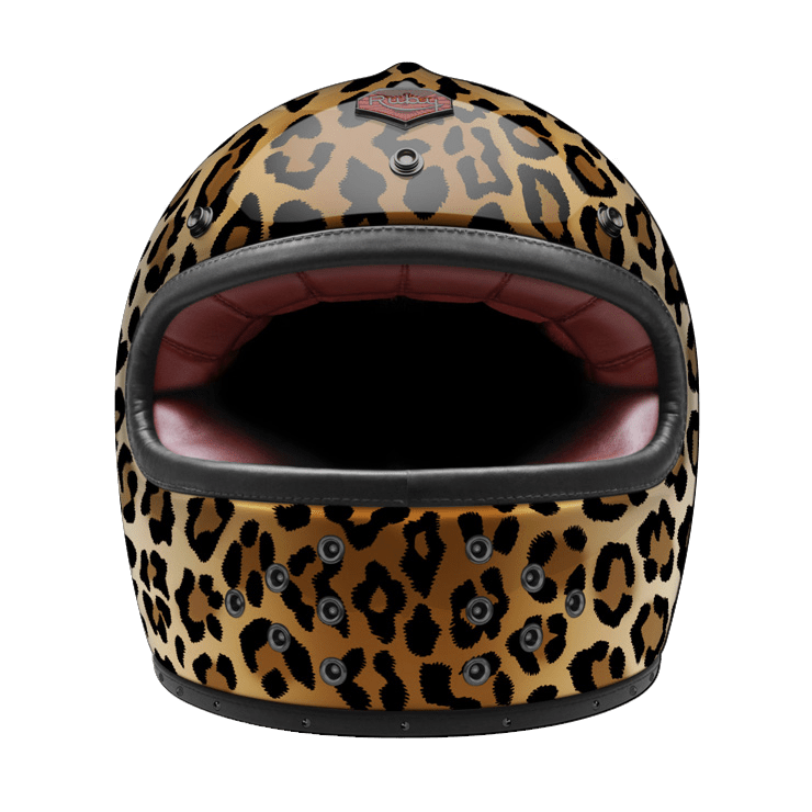 Full Face Leopard