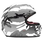 Full Face Camouflage Grey