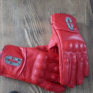 Easy Rider Gloves - Red