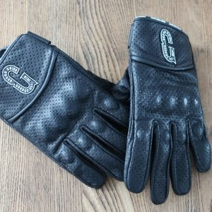 Easy Rider Gloves - Black