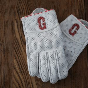 Easy Rider Gloves - White