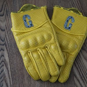 Easy Rider Gloves - Yellow