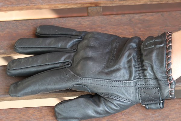 Wild Ones Gloves - Black