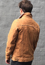 Blackbird Byron Nubuck Men's Jacket