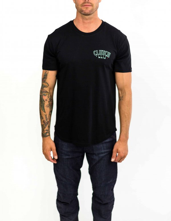 Clutch Moto Club Tee