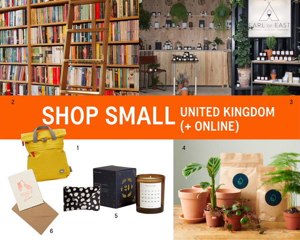 Akt's Shop Small(er) Gift Guides