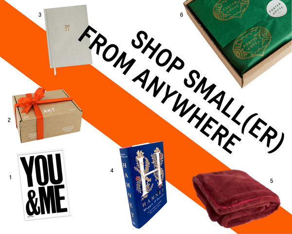 Shop Small Anywhere