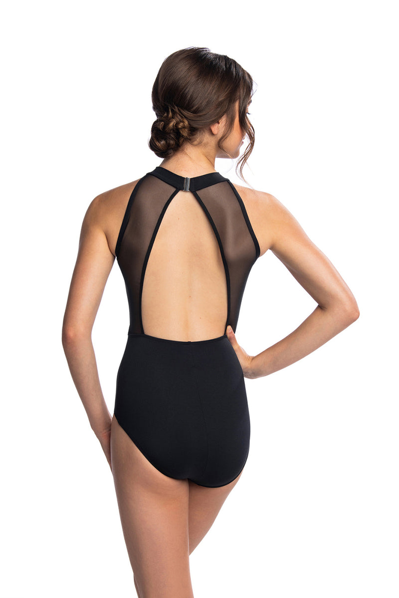 Zara Leotard with Mesh