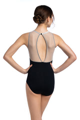 Daphne Leotard with Crushed Velvet