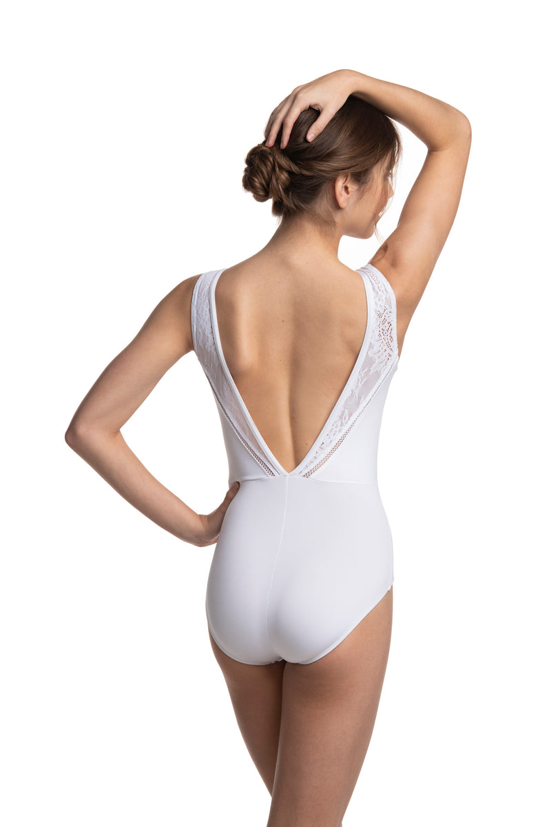 Kimberley Leotard with Kara Lace