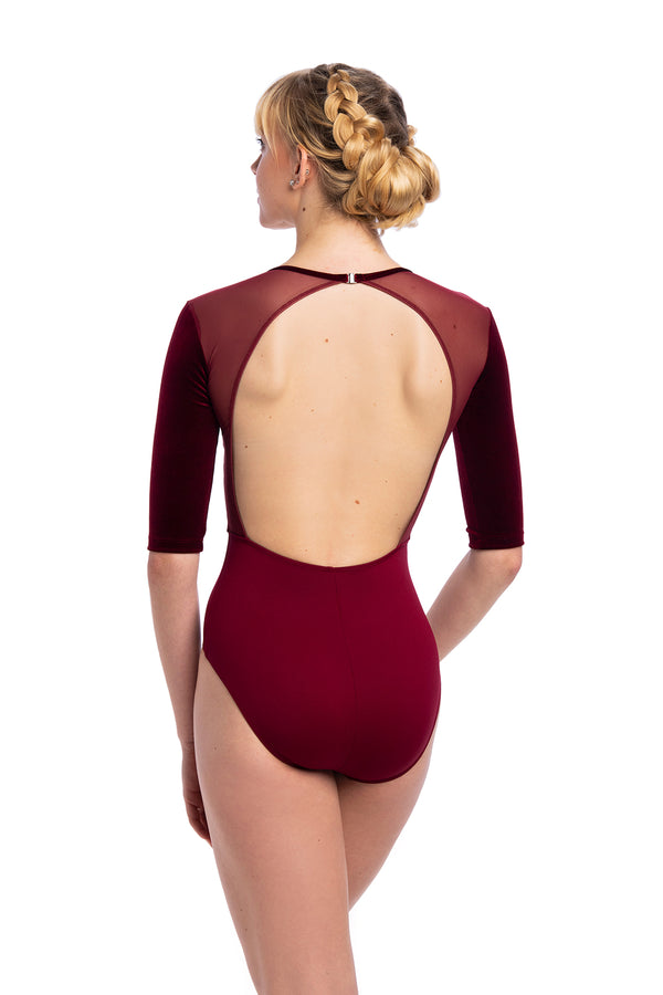 Freya Leotard with Velvet
