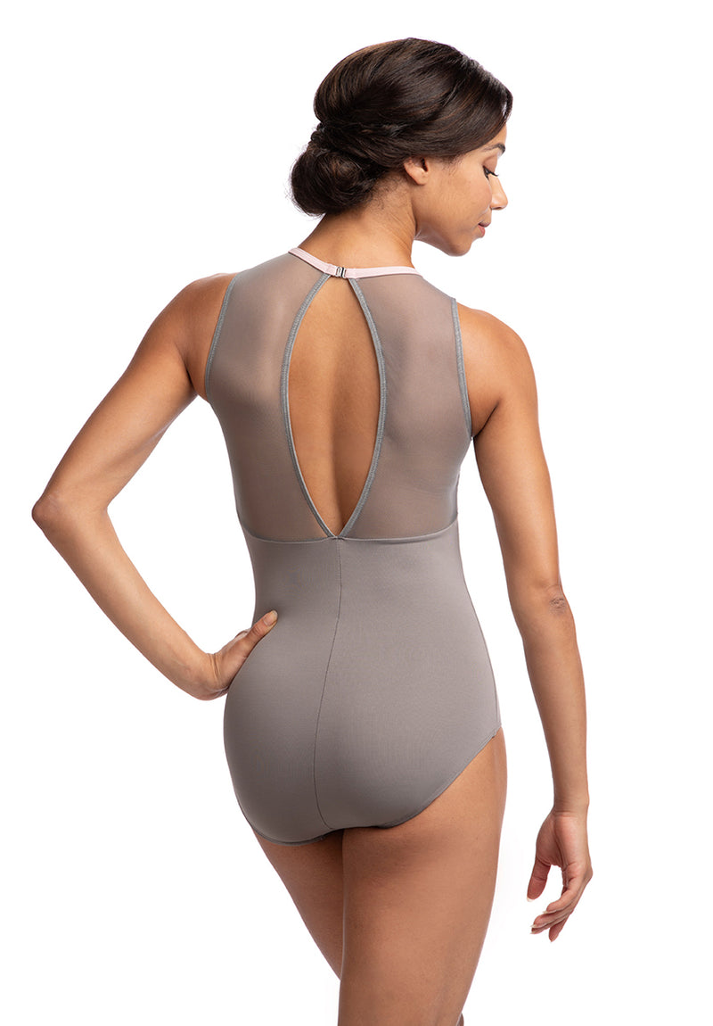 Daphne Leotard with Mesh