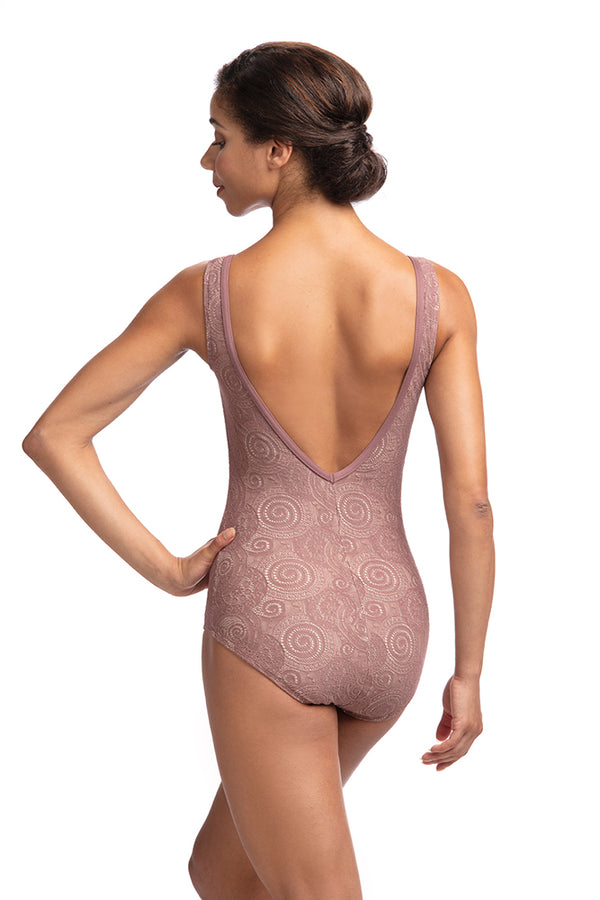 Kathy Leotard with Lola Lace