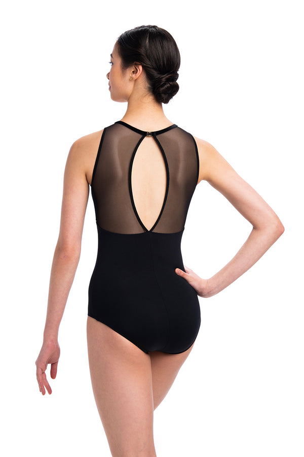 Daphne Leotard with Grand Elegance Print