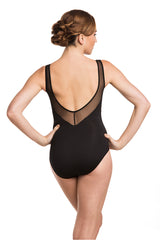 Margot Leotard with Mesh