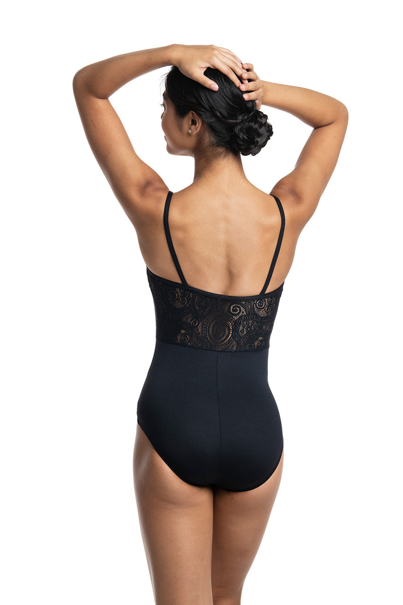 Samantha Leotard with Lola Lace