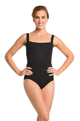 Square Neck Leotard
