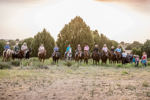 Trevor Carter Ranch Horse Clinic