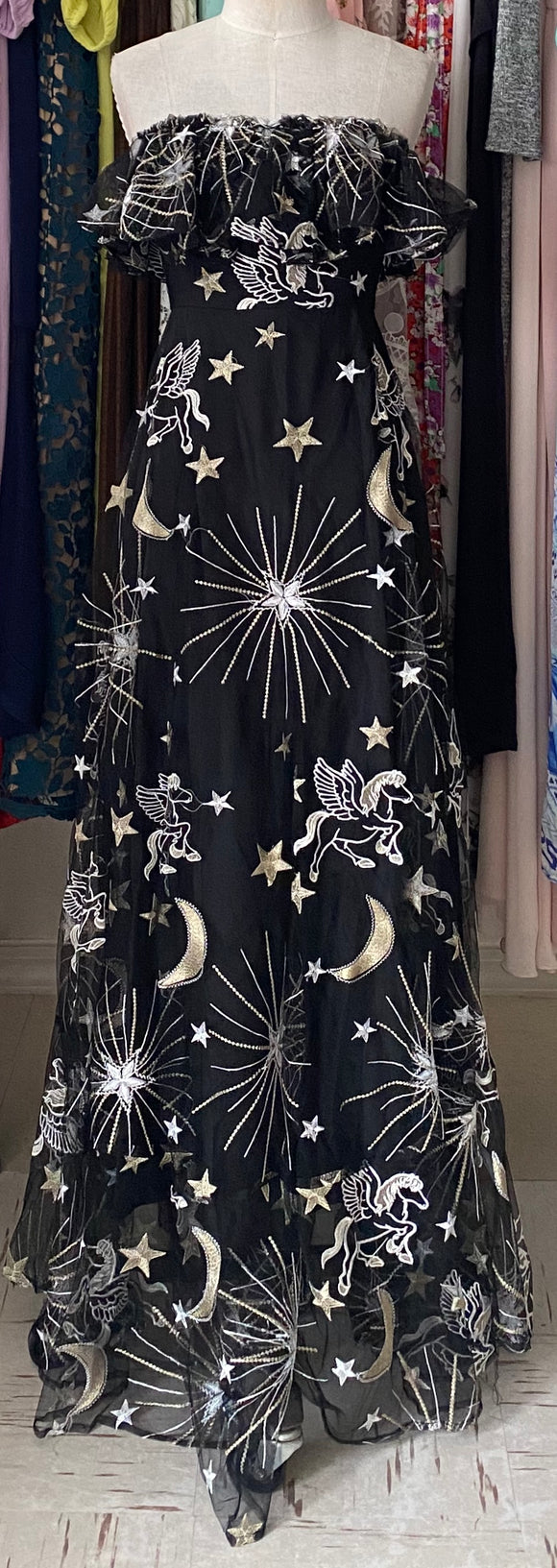 Celestial Dreams Dress- Size Small