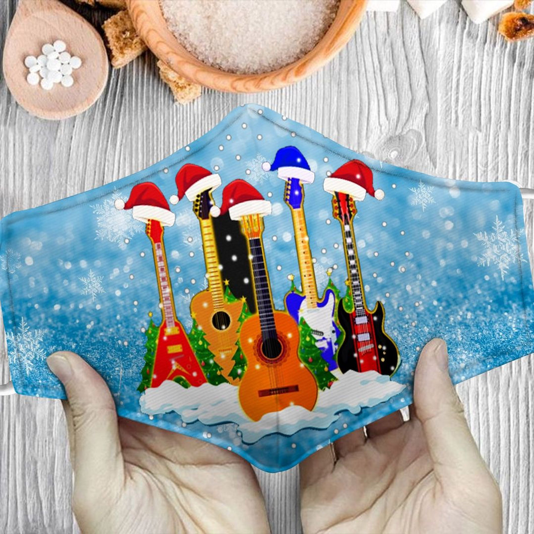 GUITAR SNOW CHRISMAST