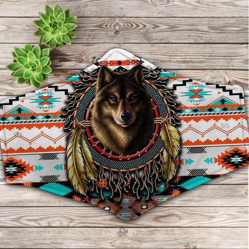 NATIVE AMERICAN WOLF 2