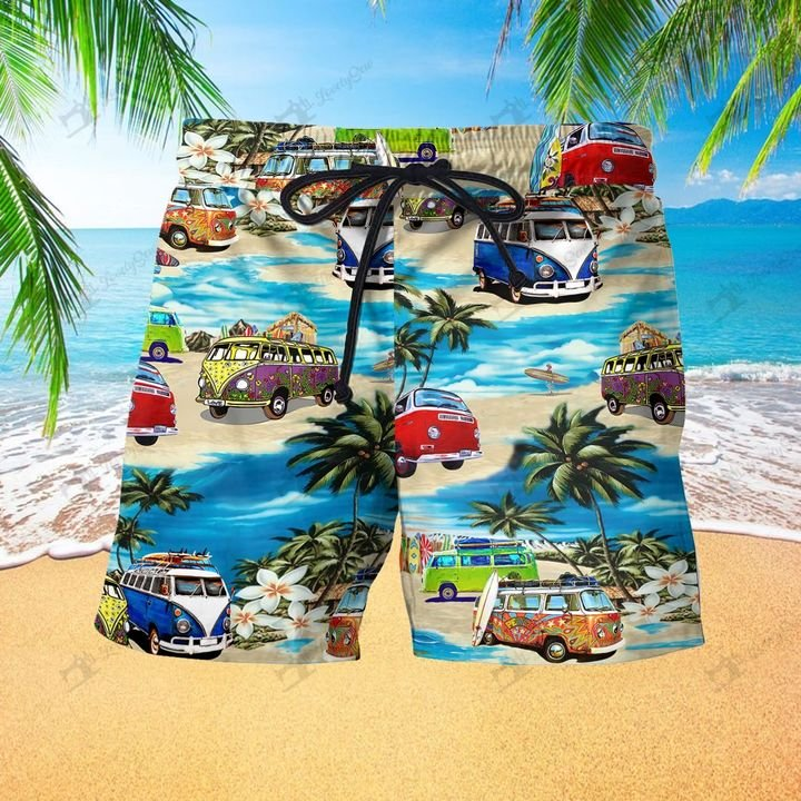 Hawaiian VWBUS BEACH SHORT