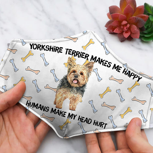 YORKSHIRE TERRIER SD64