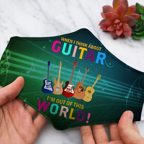 GUITAR OUT OF THE WORLD