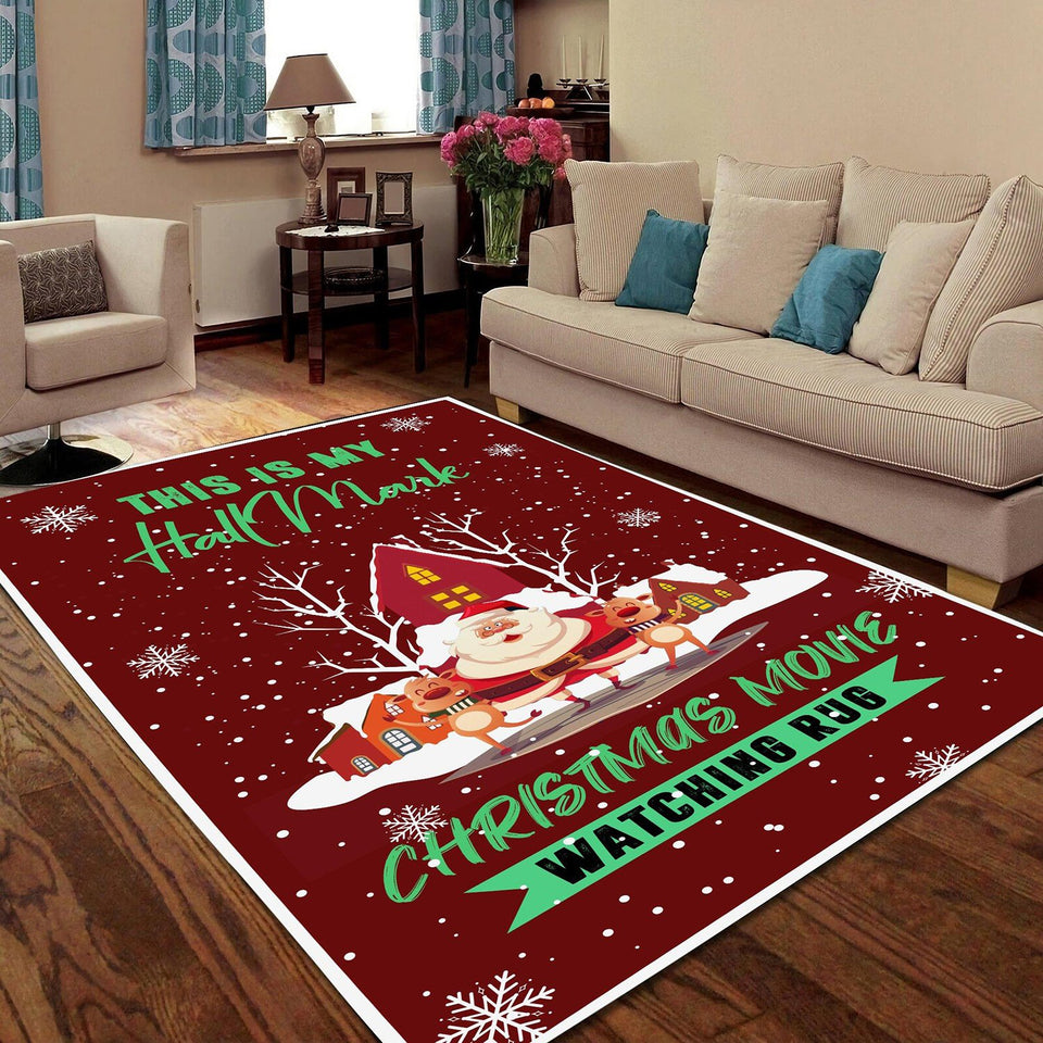 Merry Christmas Rug MP-TR151001