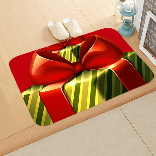 Doormat Merry Christmas Decor for Home KT01