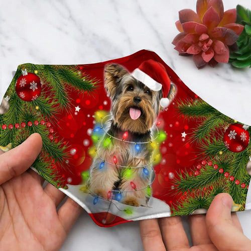 Yorkshire Terrier Christmas EU72