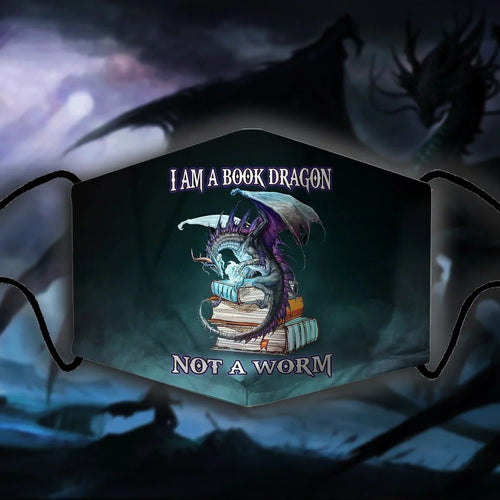I AM A BOOK DRAGON FM