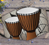 Bongos, African Beats, Music Beats for Life