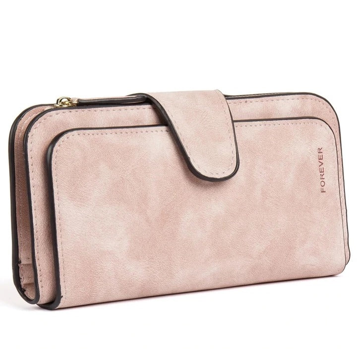 Retro Glamorous Multiple Slots Women Wallet
