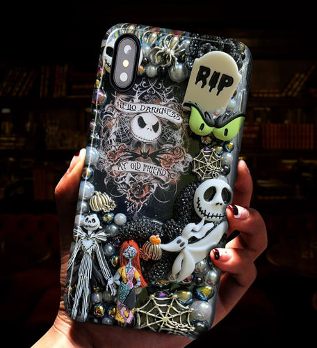 The Nightmare Before Christmas Phone Case 1