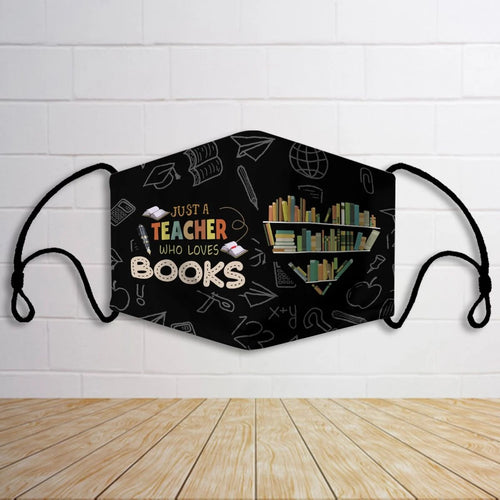 A BOOKS JUST A TEACHER WHO LOVES BOOKS FM